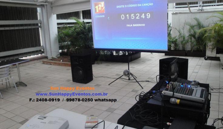 Videokê Banco do Brasil BB