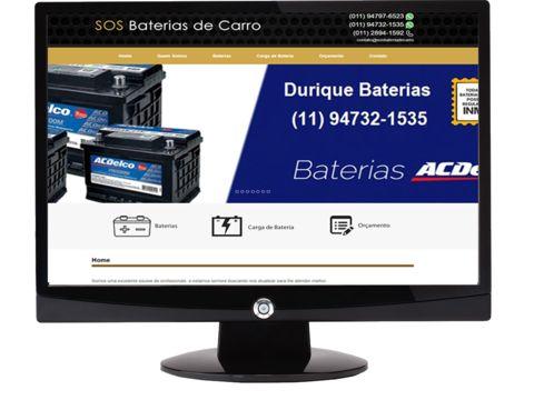 SOS Bateria de Carro
