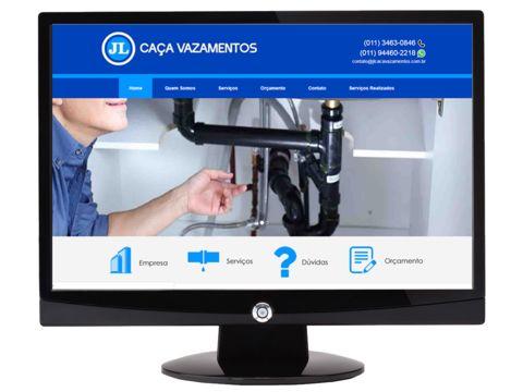 Jl Caça Vazamentos